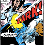 "[Eliot Spencer voice] ""It's a very distinctive sound effect."" (X-Men Annual #6)"