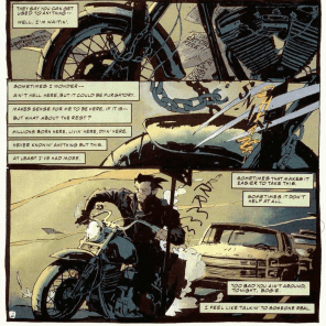 We are always here for Cowboy Poet Wolverine. (Wolverine: Killing)