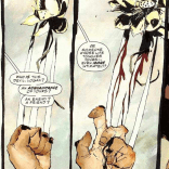 This is how to do weird right. (Wolverine: Killing)