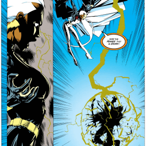 OH, SNAP. (Uncanny X-Men Annual #17)
