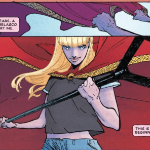 That's. My. Girl. (What If: Magik)