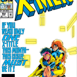 Or, alternately, read something that won't make you cry? You do you. (Uncanny X-Men #303)