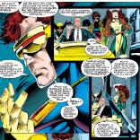 Dang, Magneto. (X-Men #25)