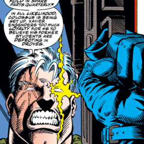 Meanwhile in the B-Plot... (Excalibur #71)