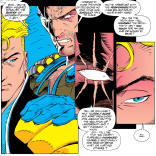 He's a good dude when he remembers to use his words! (X-Force #25)