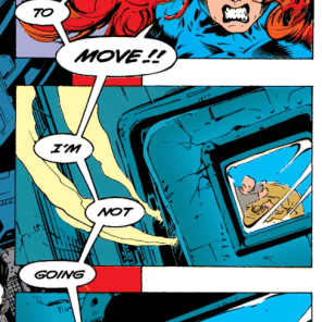 IN THIS HOUSE WE STAN JEAN GREY. (Wolverine #75)