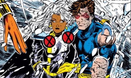 X-Men Unlimited.
