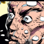 Alan Davis has his hair. Chris Bachalo has his eyeballs. (X-Men Unlimited #1)