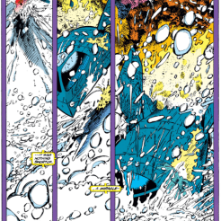 That visual pacing, though. (X-Men Unlimited #1)