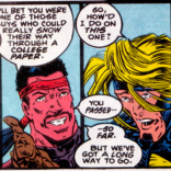NOT A DISSERTATION, THOUGH (X-Factor #95)