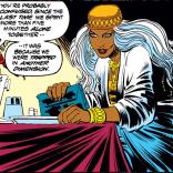 Ororo Munroe: wind rider, fashion queen! (Uncanny X-Men #306)
