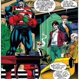 """Mr. Agent"" BWAHAHAHAHA (Avengers #368)"