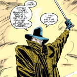 The Tithe Collector knows what evil lurks in the hearts of men! (Gambit #2)