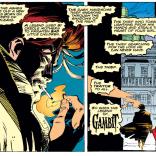 "Remy ""John Constantine"" LeBeau. (Gambit #3)"