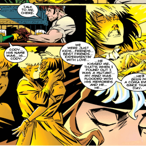 Rogue's backstory has stayed remarkably consistent over the years, especially by X-Men standards. (Rogue #1)