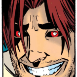 Gambit's awkward facial expressions in this series are absolutely delightful. (Rogue #1)