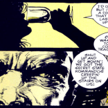 """""""Look at us: just a pair of stone cold badasses doing stone-cold badass stuff."""" (Sabretooth: Death Hunt #3)"""