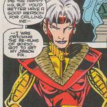 'Kay. (Excalibur #73)
