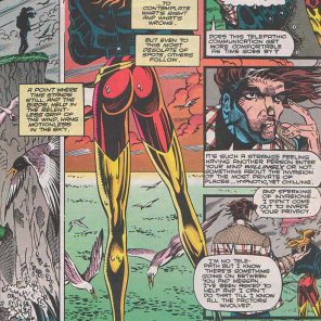 You see the eyes, right? (Excalibur #74)