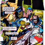 You see what I mean about the captions, though, right? (X-Factor #100)