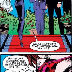 These two. (X-Men #30)