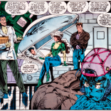 """This all seems a tad hypocritical from a man who literally named himself """"Mister Sinister."""" (X-Men #27)"""