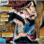 Chekhov's battle banter! (X-Men #32)