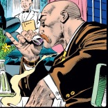 In this house we appreciate Henri LeBeau and Henri LeBeau's mustache. (X-Men #33)