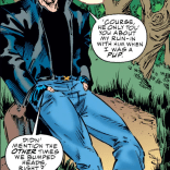 Obviously not, Gambit, or you'd be in Antarctica right now. (X-Men #33)