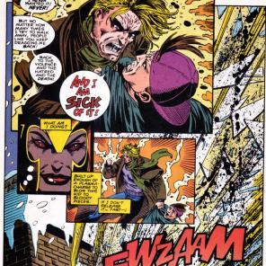 ...and plasma blasts. (X-Factor #101)