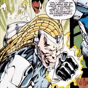 """""""This will be much easier now that I've finally made it into an actual X-book!"""" (X-Factor Annual #9)"""