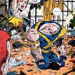 Aww, Guido... (X-Factor Annual #9)