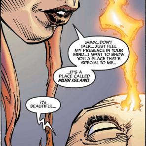 Aw, Rachel. (X-Men: Phoenix #3)