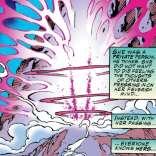 While Kwannon's story leaves a lot to be desired, I'm glad she at least got to die closer to its center. (X-Men #31)