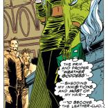 Storm is so cool. (X-Men #313)