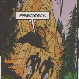 Seriously, though, it's really easy to imagine them breaking into song at this point. (Excalibur #78)