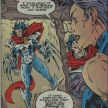 """-and he looks faaaaabulous!"" (Excalibur Annual #2)"