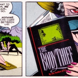 SEE WHAT THEY DID, THERE? I miss road trips. (X-Factor #103)