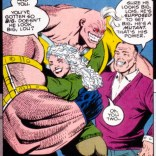 Strong Guy's family is terrific. I miss road trips. (X-Factor #103)