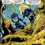 Definitely the French lessons. (X-Men #37)