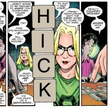 For the record, HICK is worth 13 points to LOSER's 5. (Generation X #2)