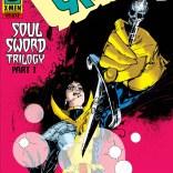 NEXT EPISODE: The Soul Sword Trilogy!