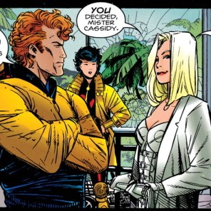 They are so very, very parents. (Generation X #1)