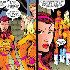 The Human Council! (X-Men: Alpha)