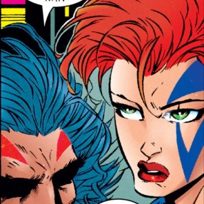 Her hair is so good! (X-Men: Alpha)