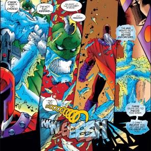 Ouch. (X-Men: Alpha)