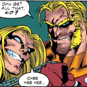 THIS. PERFECT. TWIST. (Astonishing X-Men #2)