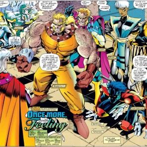 I dunno if I'd call them astonishing, but they'll do. (Astonishing X-Men #1)