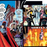 As the famous thinker Parappa the Rapper once so wisely said: you gotta believe. (Amazing X-Men #1)
