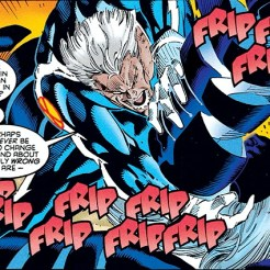 Quicksilver? More like FRIPsilver! (Amazing X-Men #2)